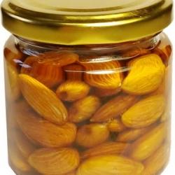 Мёд акациевый с миндалем, 215г